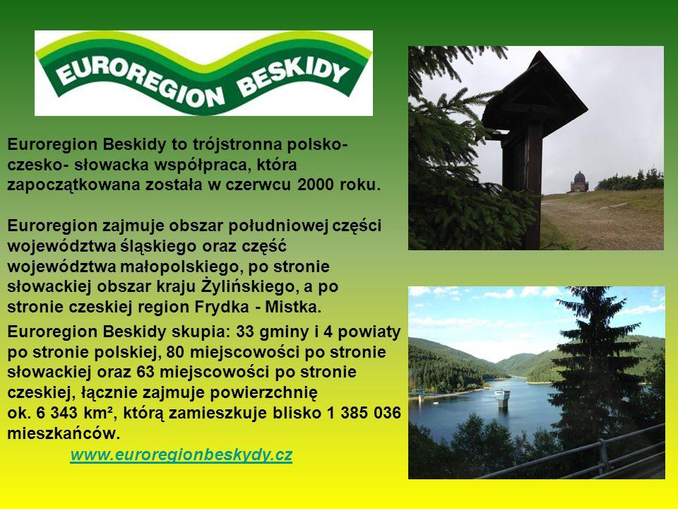 Euroregion Beskidy to trójstronna polsko-