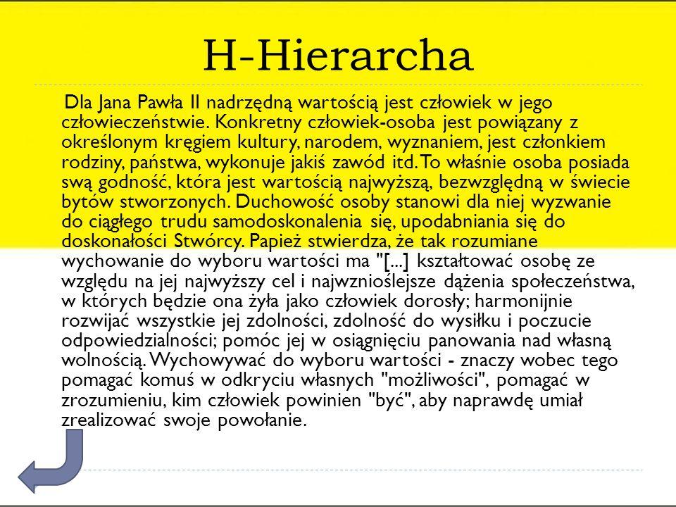 H-Hierarcha