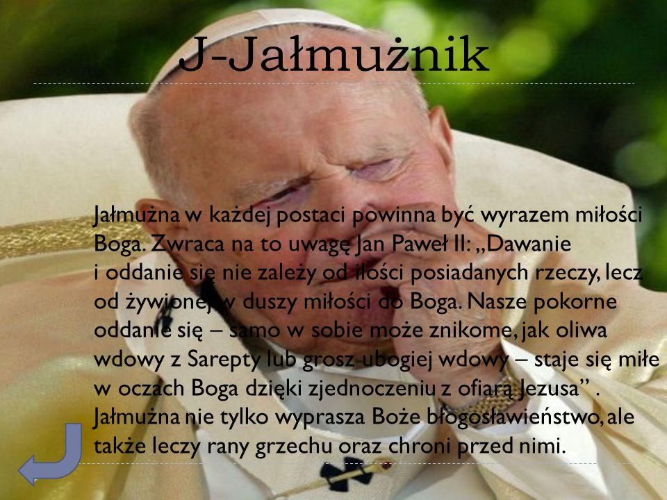 J-Jałmużnik