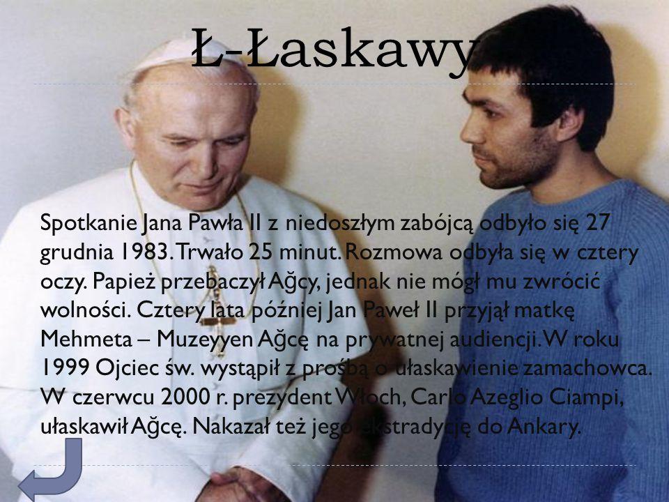 Ł-Łaskawy