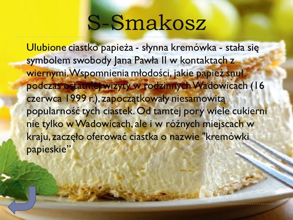 S-Smakosz