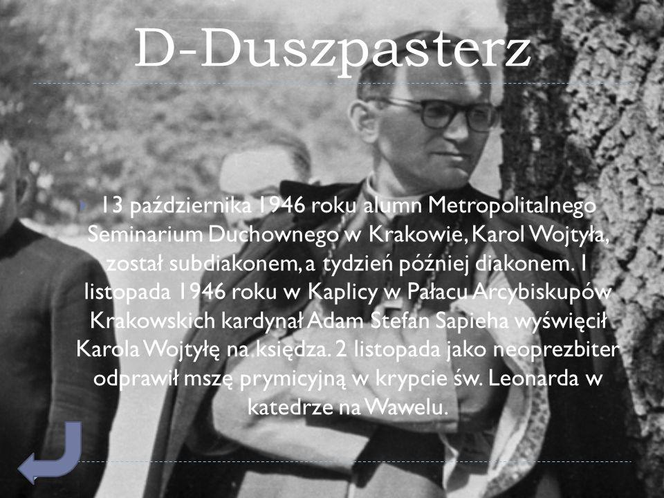 D-Duszpasterz