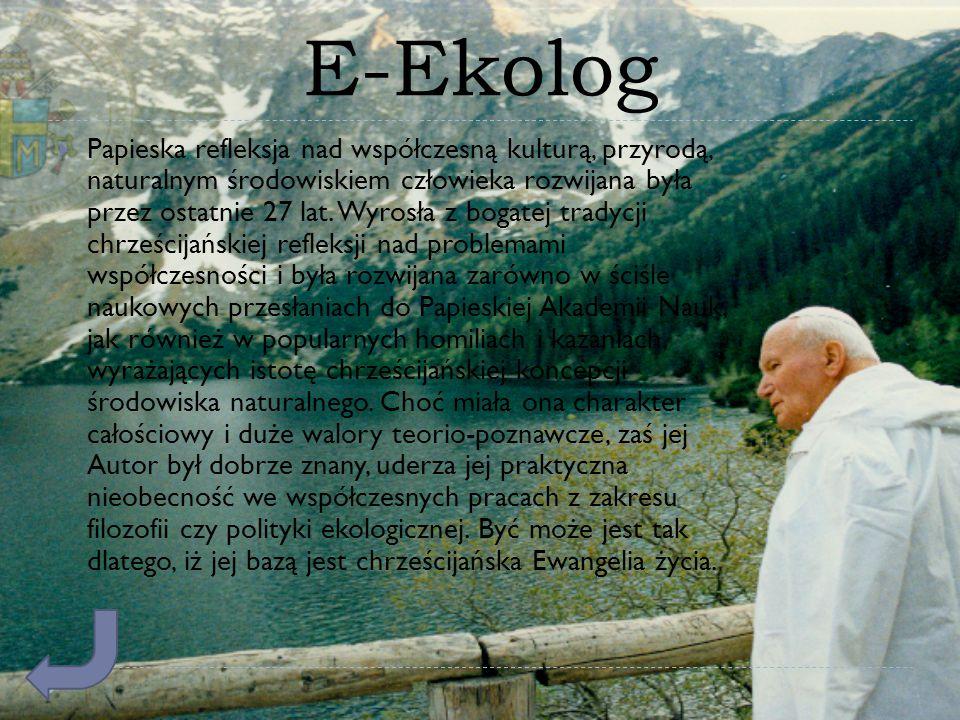 E-Ekolog