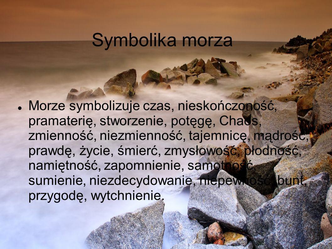 Symbolika morza