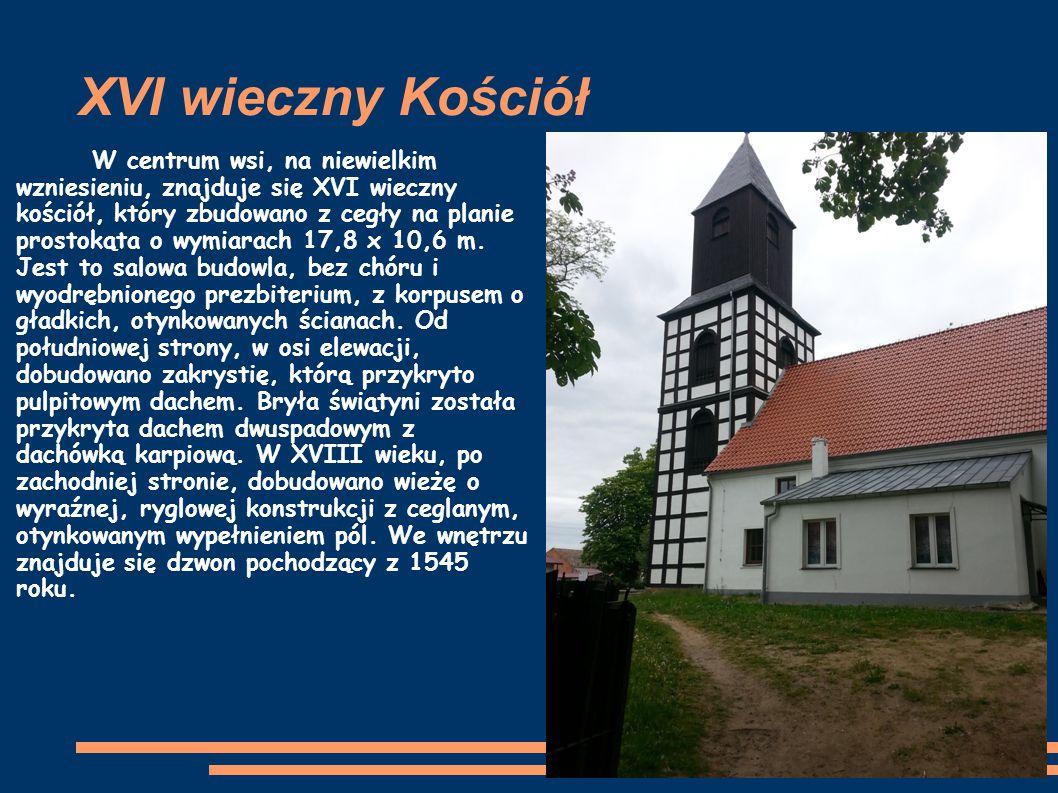 XVI wieczny Kościół