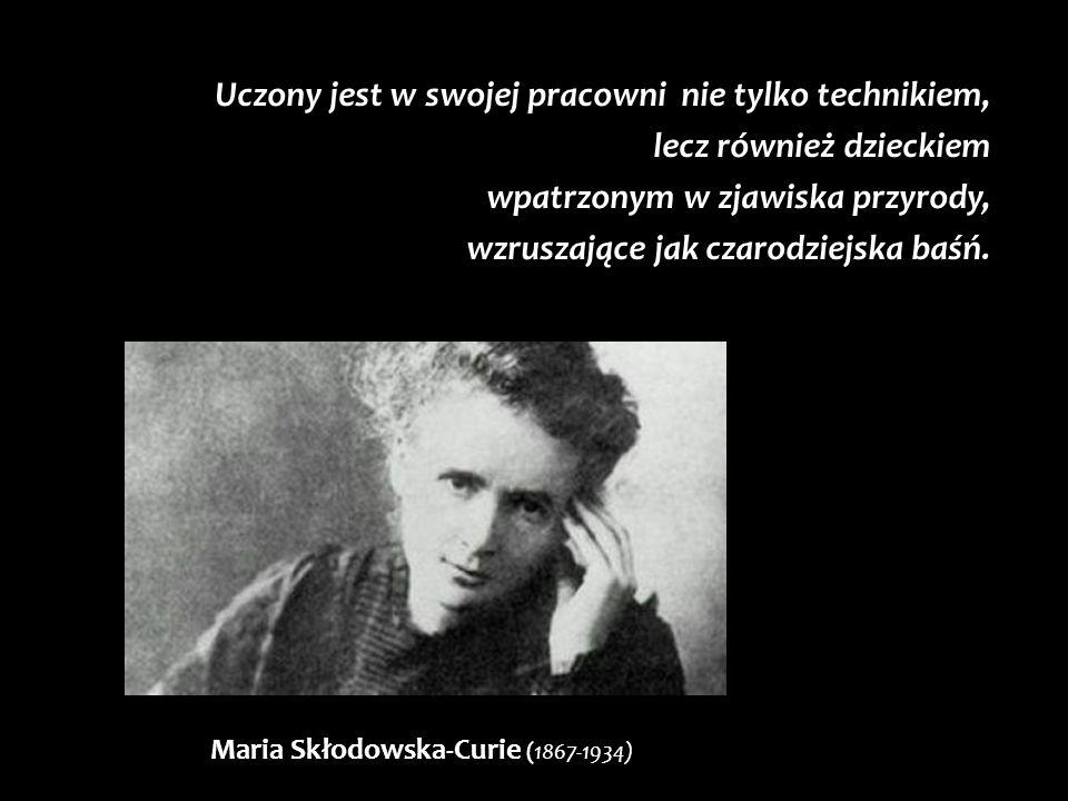 Maria Skłodowska-Curie (1867-1934)