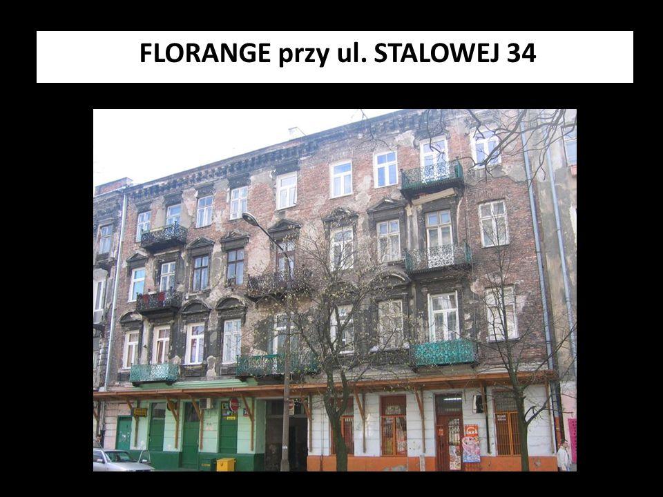 FLORANGE przy ul. STALOWEJ 34