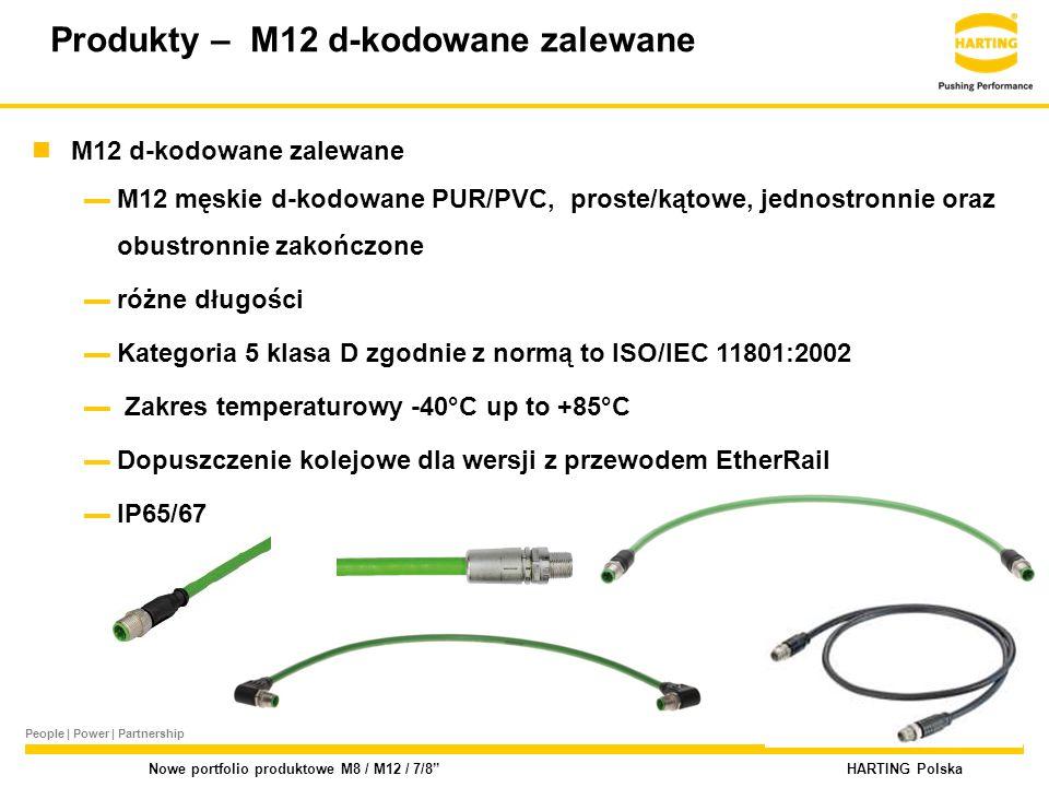 Produkty – M12 d-kodowane zalewane