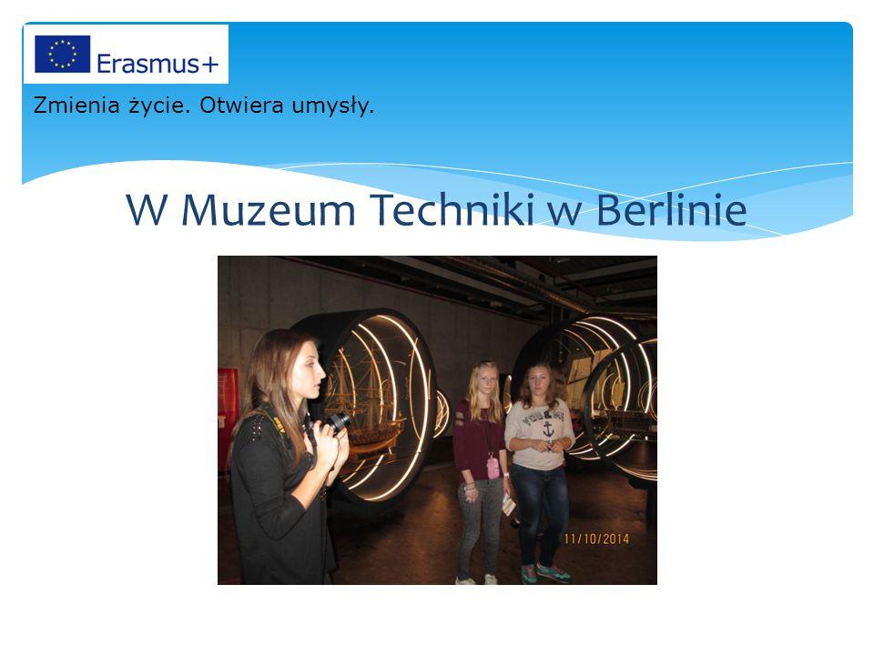 W Muzeum Techniki w Berlinie