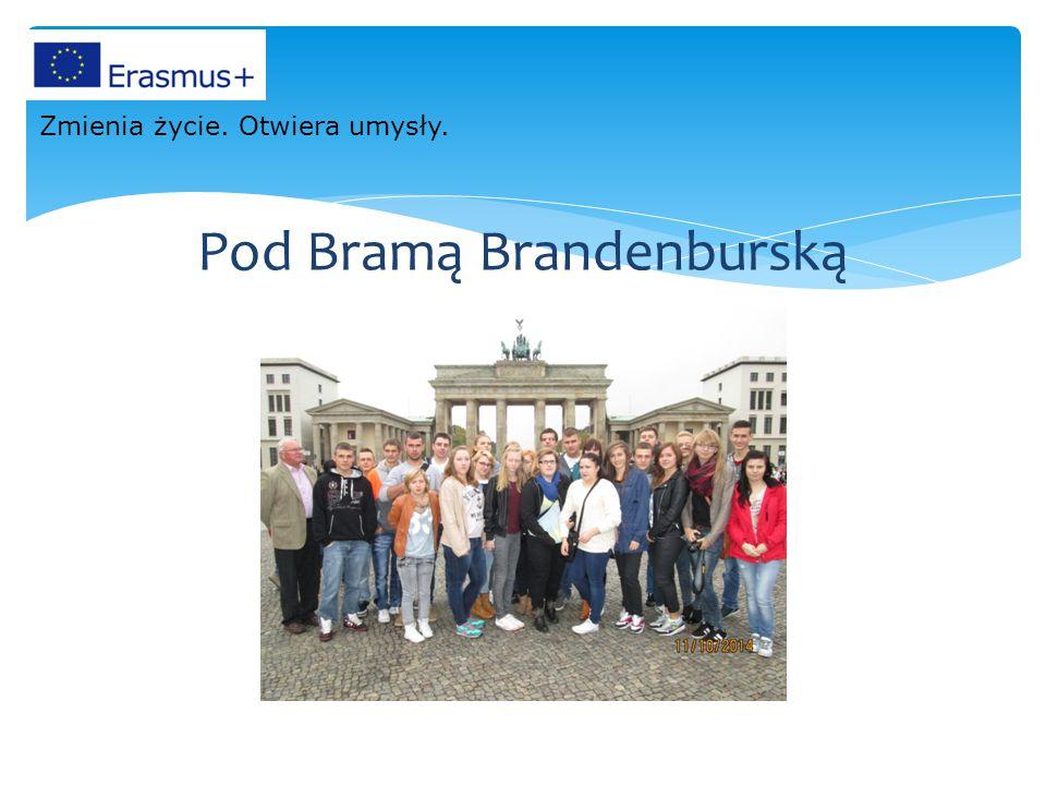 Pod Bramą Brandenburską