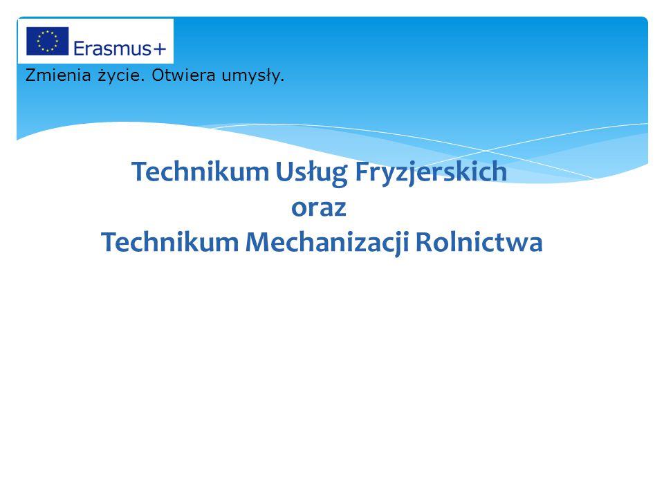 Technikum Usług Fryzjerskich Technikum Mechanizacji Rolnictwa