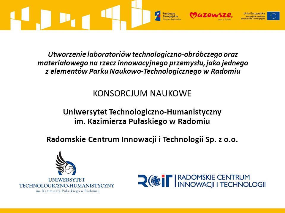 Radomskie Centrum Innowacji i Technologii Sp. z o.o.
