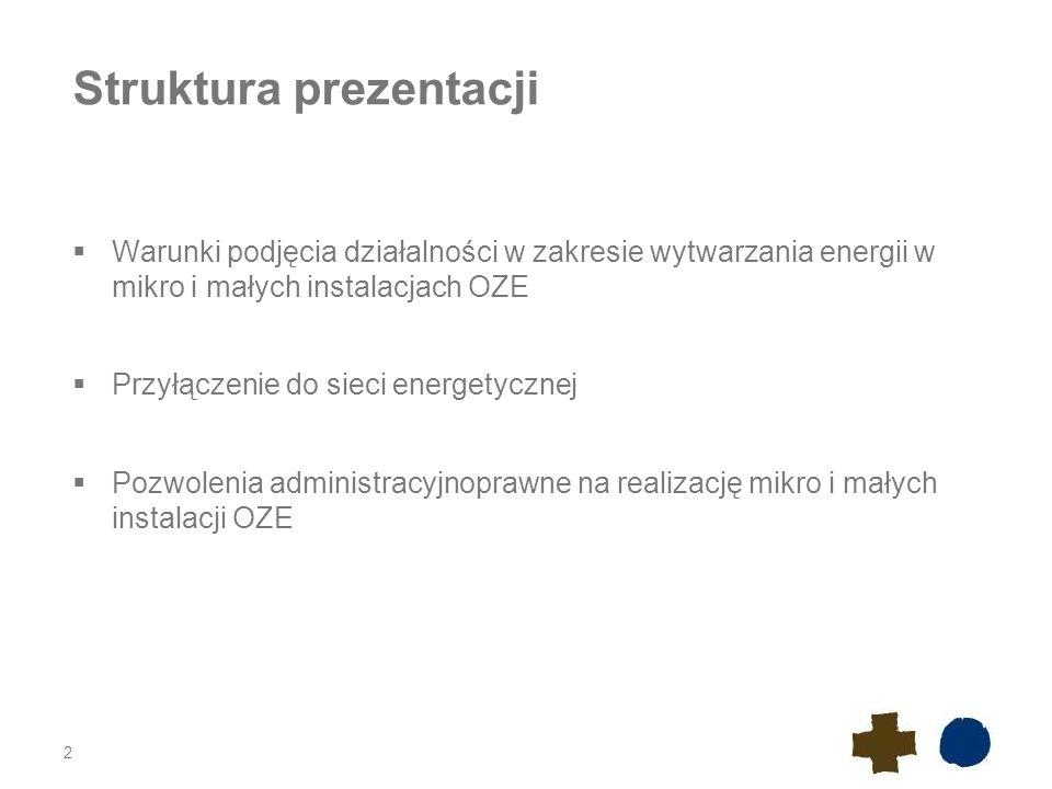 Struktura prezentacji