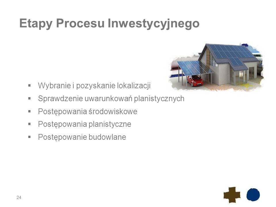 Etapy Procesu Inwestycyjnego