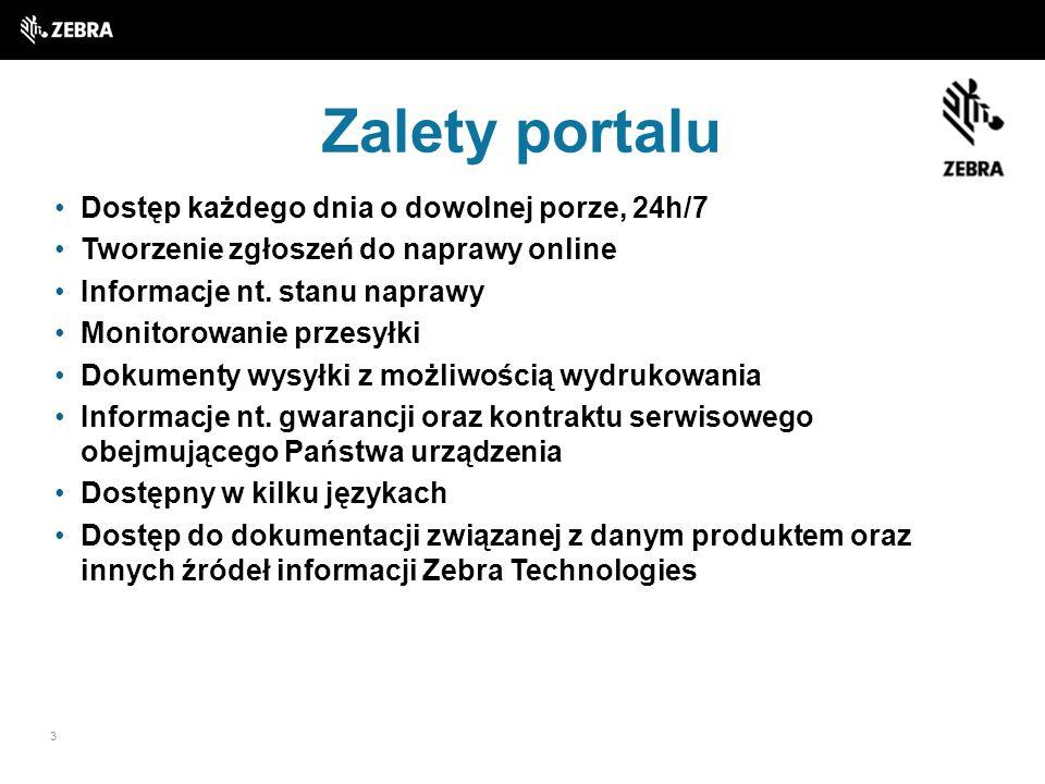 Zalety portalu Dostęp każdego dnia o dowolnej porze, 24h/7