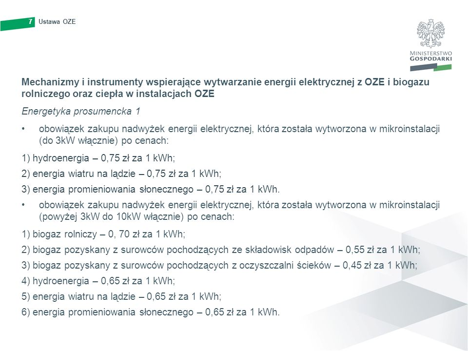 Energetyka prosumencka 1