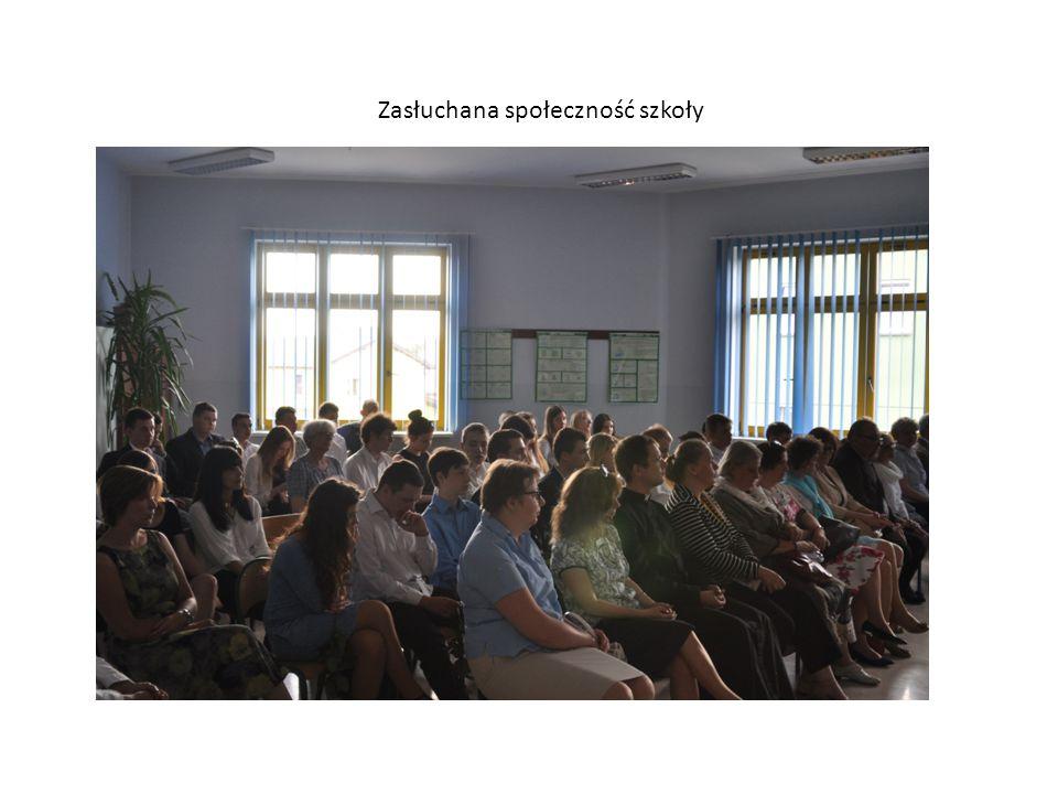Zasłuchana społeczność szkoły