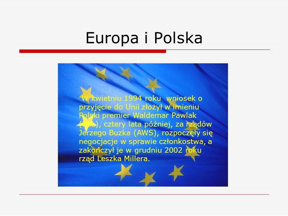 Europa i Polska