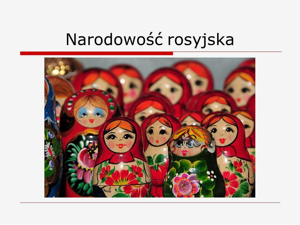 Narodowość rosyjska