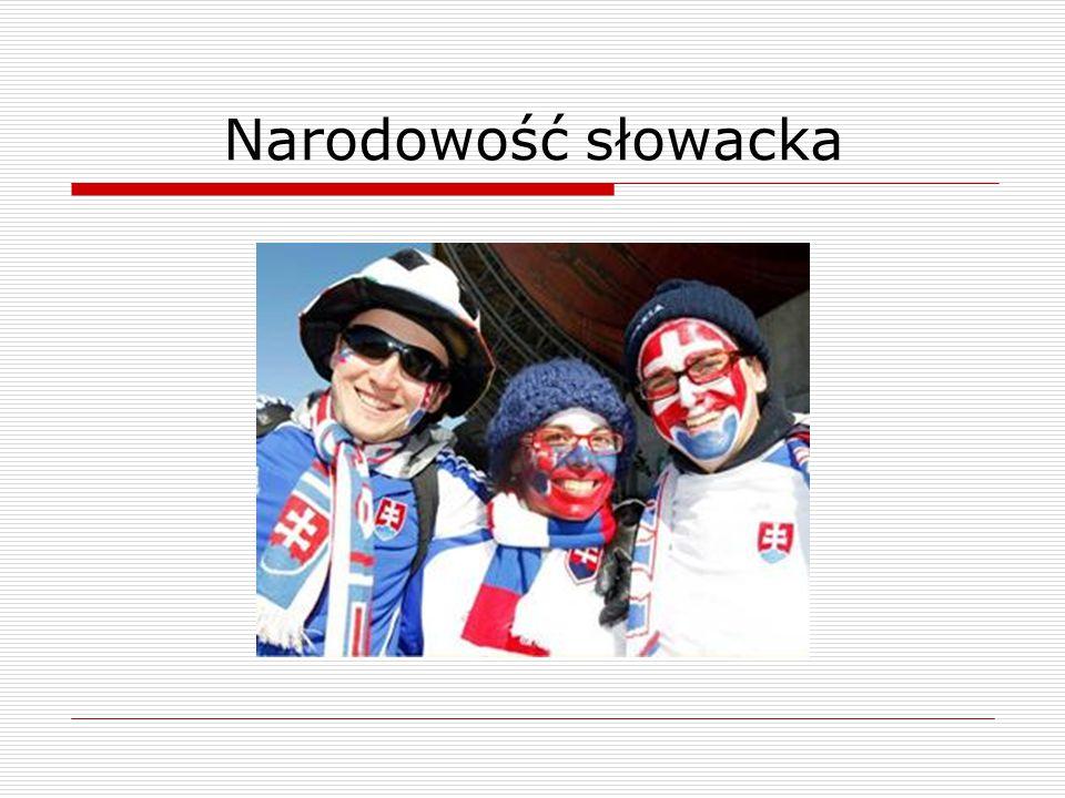 Narodowość słowacka