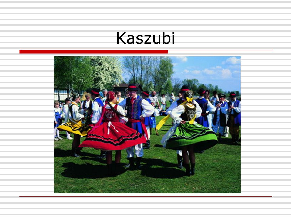Kaszubi