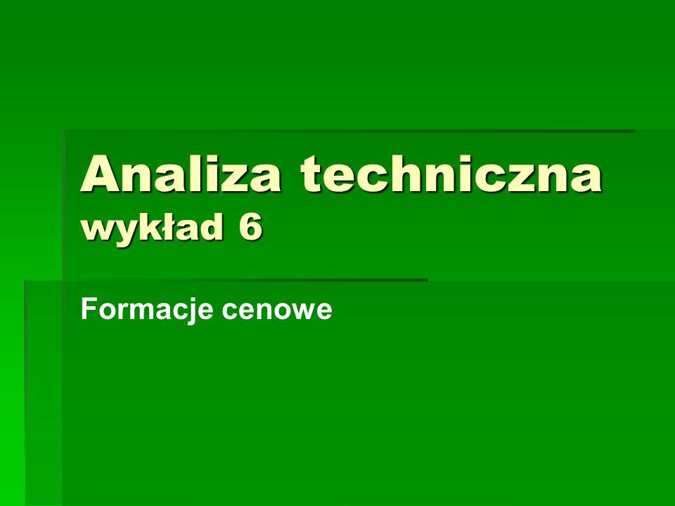 Analiza techniczna wykład 6