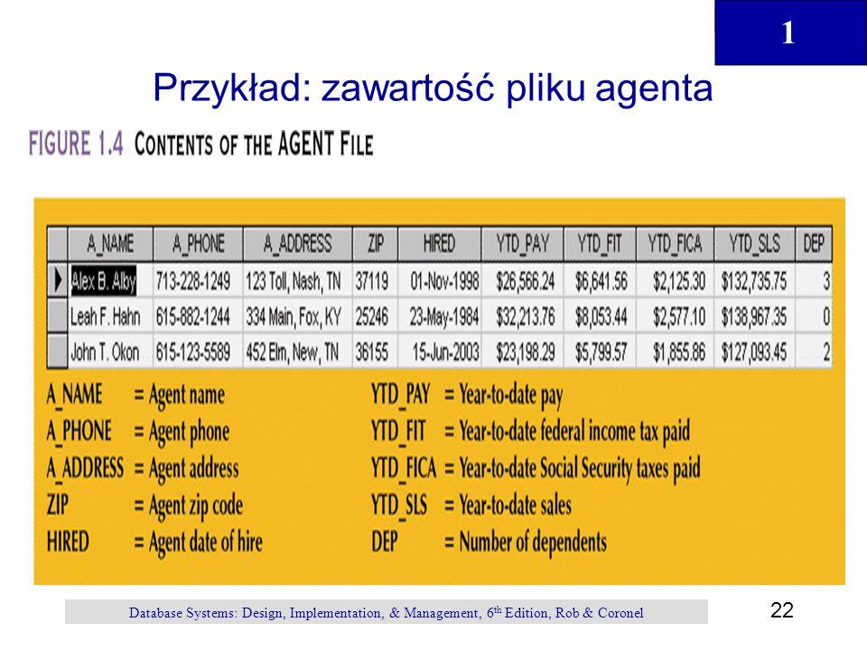 Przykład: zawartość pliku agenta