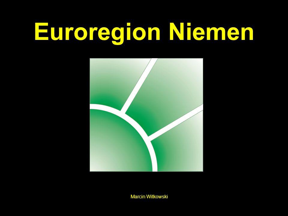 Euroregion Niemen Marcin Witkowski