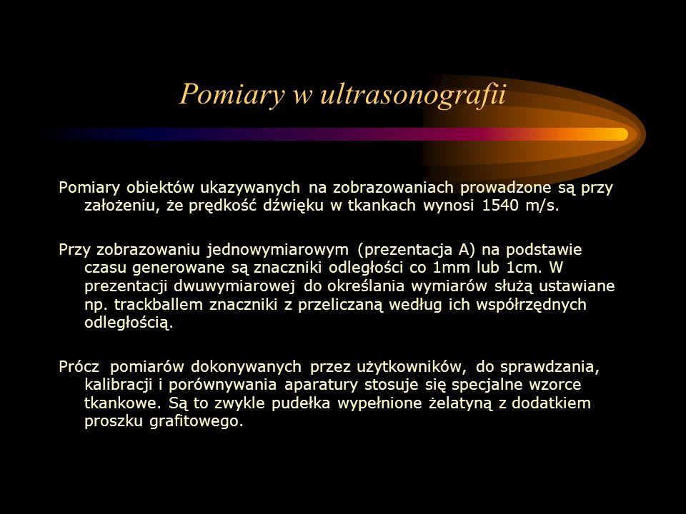 Pomiary w ultrasonografii