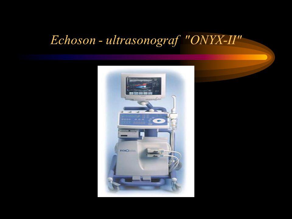 Echoson - ultrasonograf ONYX-II