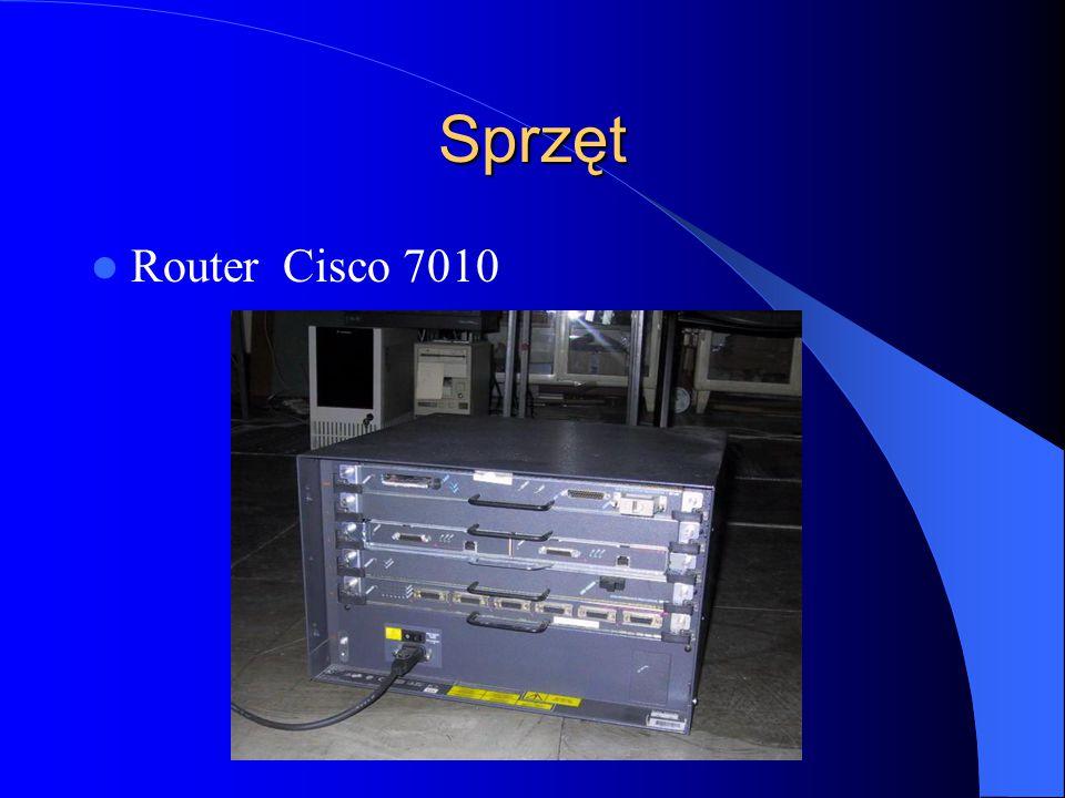 Sprzęt Router Cisco 7010