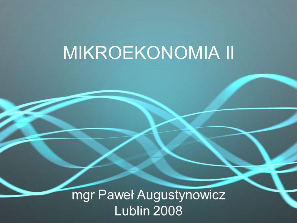mgr Paweł Augustynowicz Lublin 2008