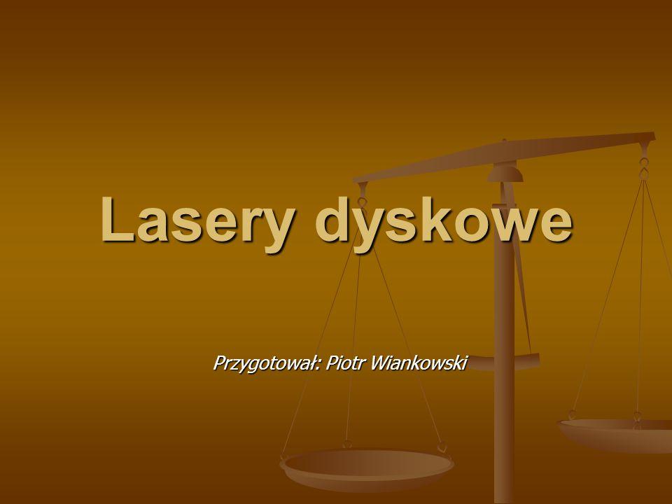 Przygotował: Piotr Wiankowski