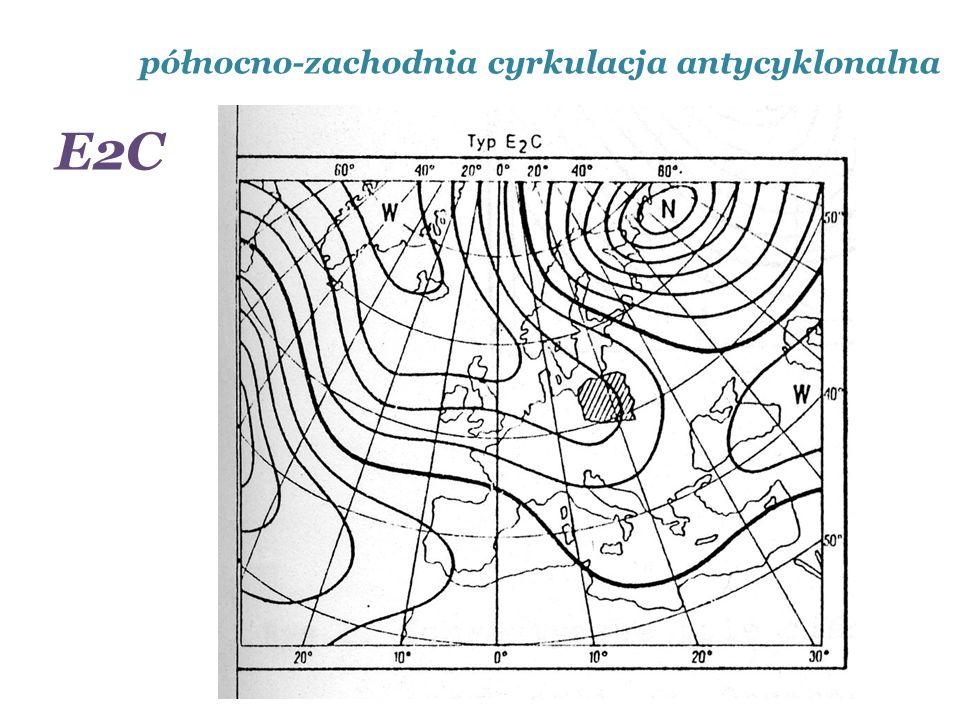 północno-zachodnia cyrkulacja antycyklonalna