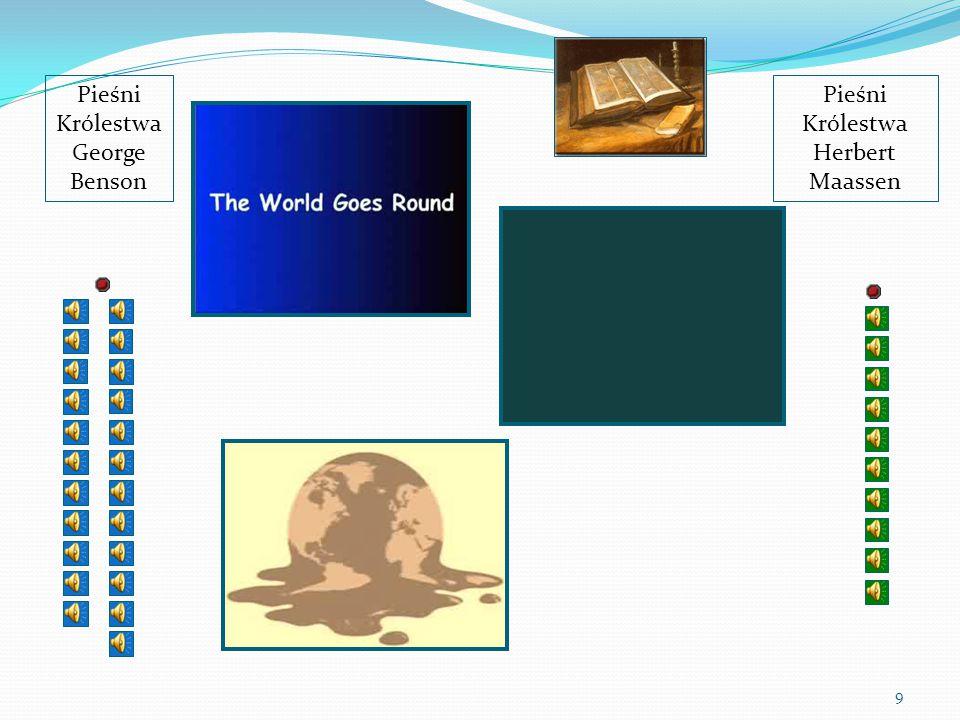 Pieśni Królestwa George Benson Pieśni Królestwa Herbert Maassen