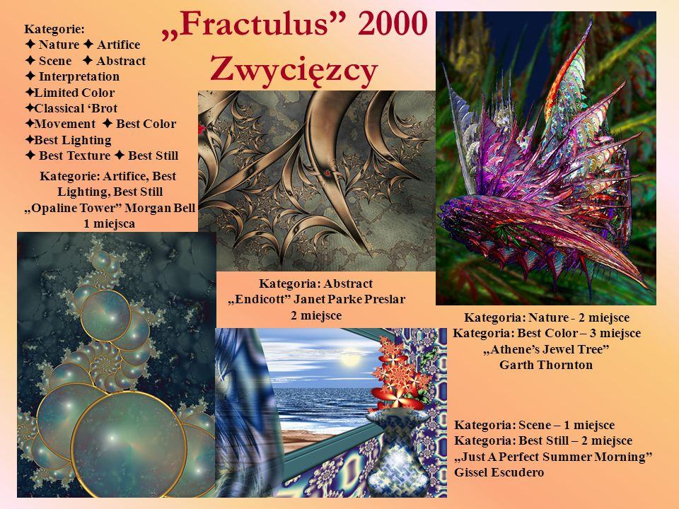 """""""Fractulus 2000 Zwycięzcy"""