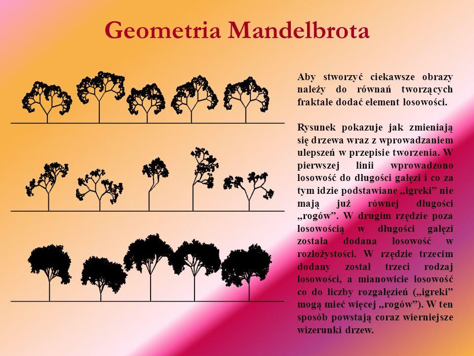 Geometria Mandelbrota