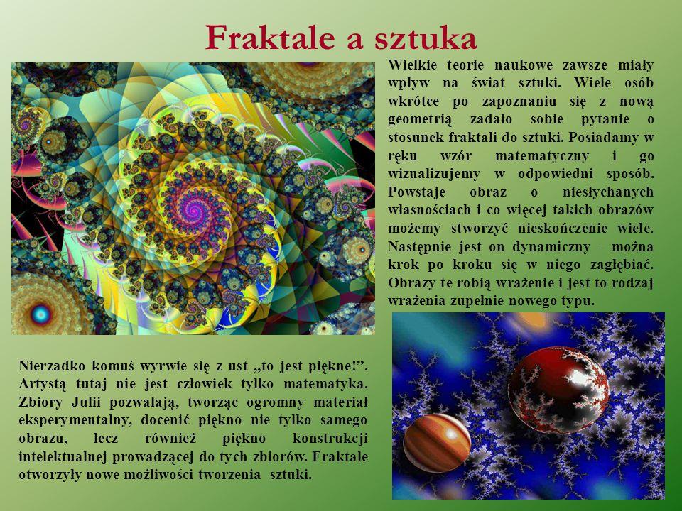 Fraktale a sztuka