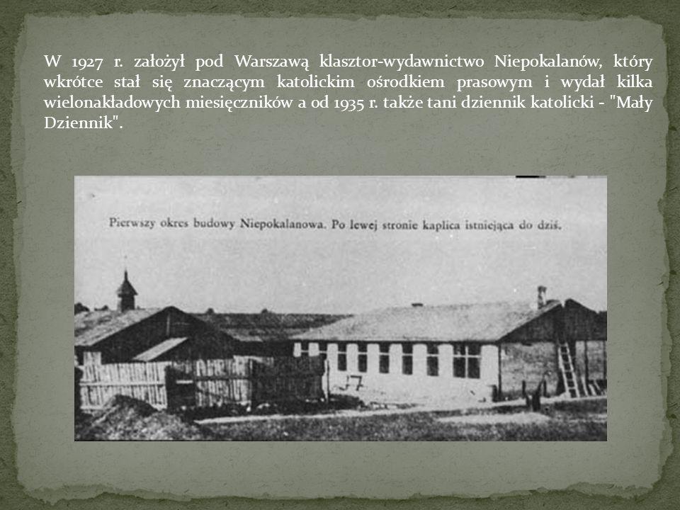 W 1927 r.