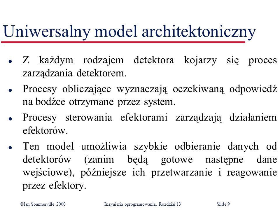 Uniwersalny model architektoniczny
