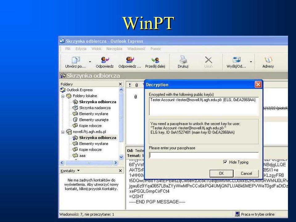 WinPT