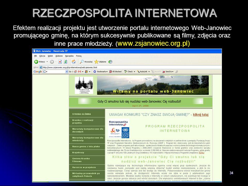 RZECZPOSPOLITA INTERNETOWA