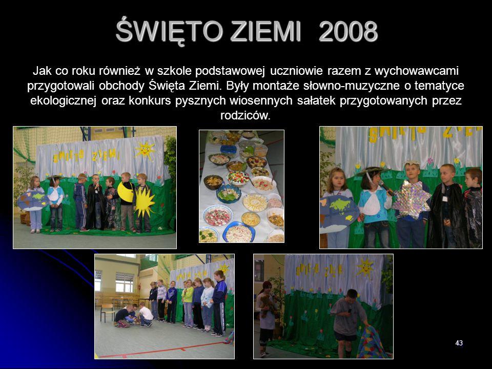 ŚWIĘTO ZIEMI 2008