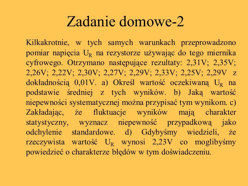 Zadanie domowe-2