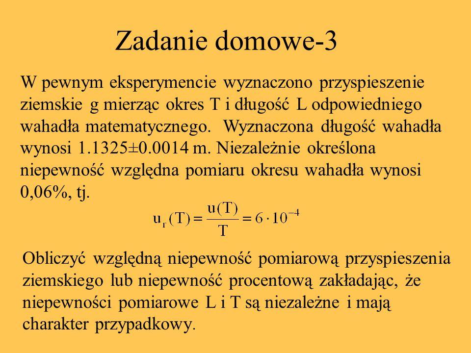 Zadanie domowe-3