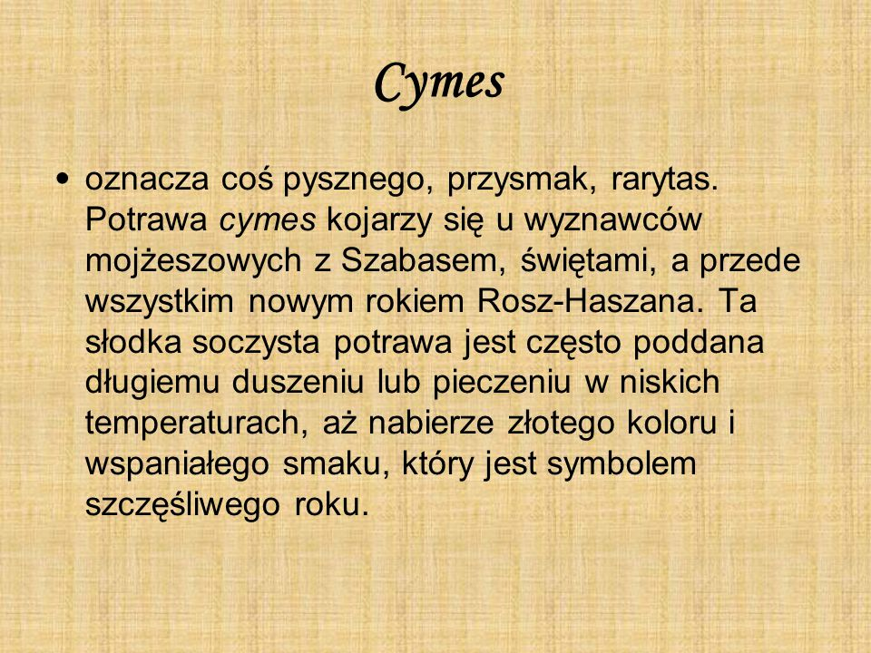 Cymes
