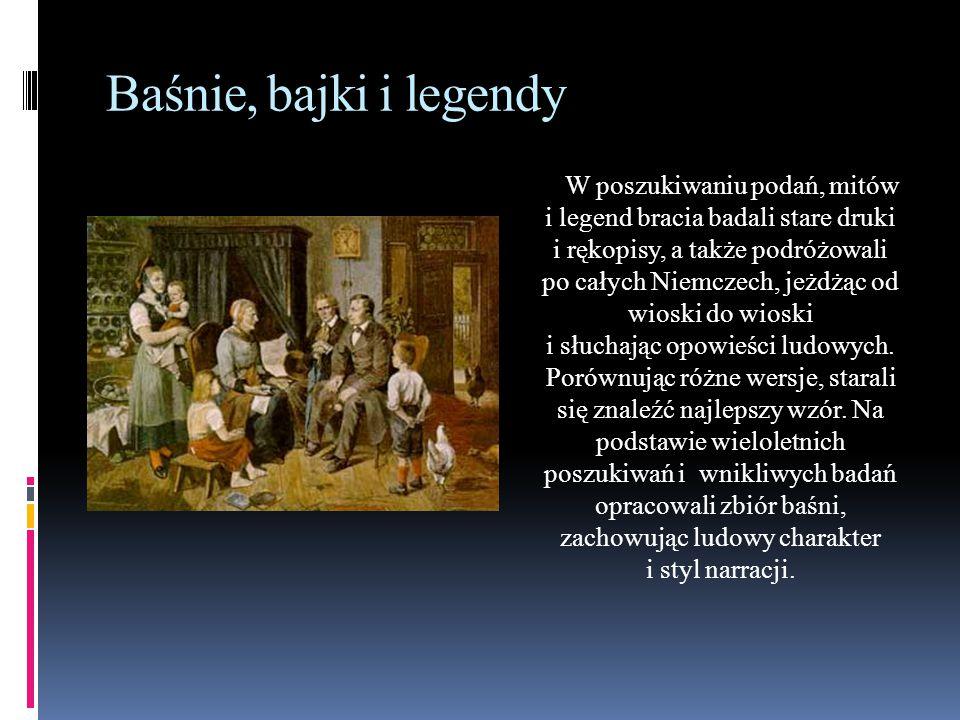 Baśnie, bajki i legendy