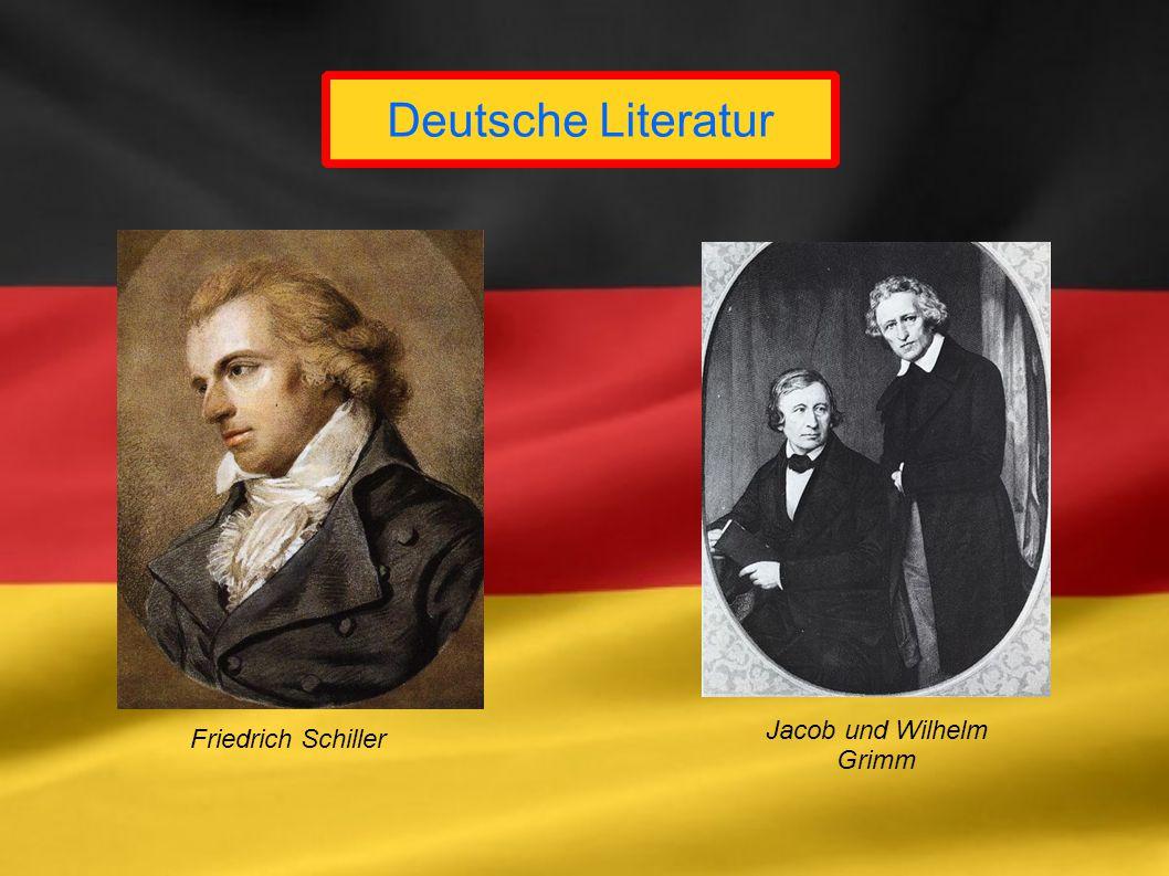 Jacob und Wilhelm Grimm