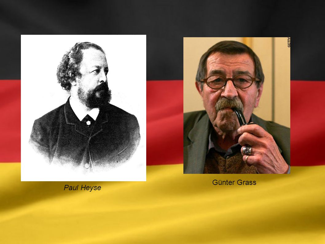 Günter Grass Paul Heyse