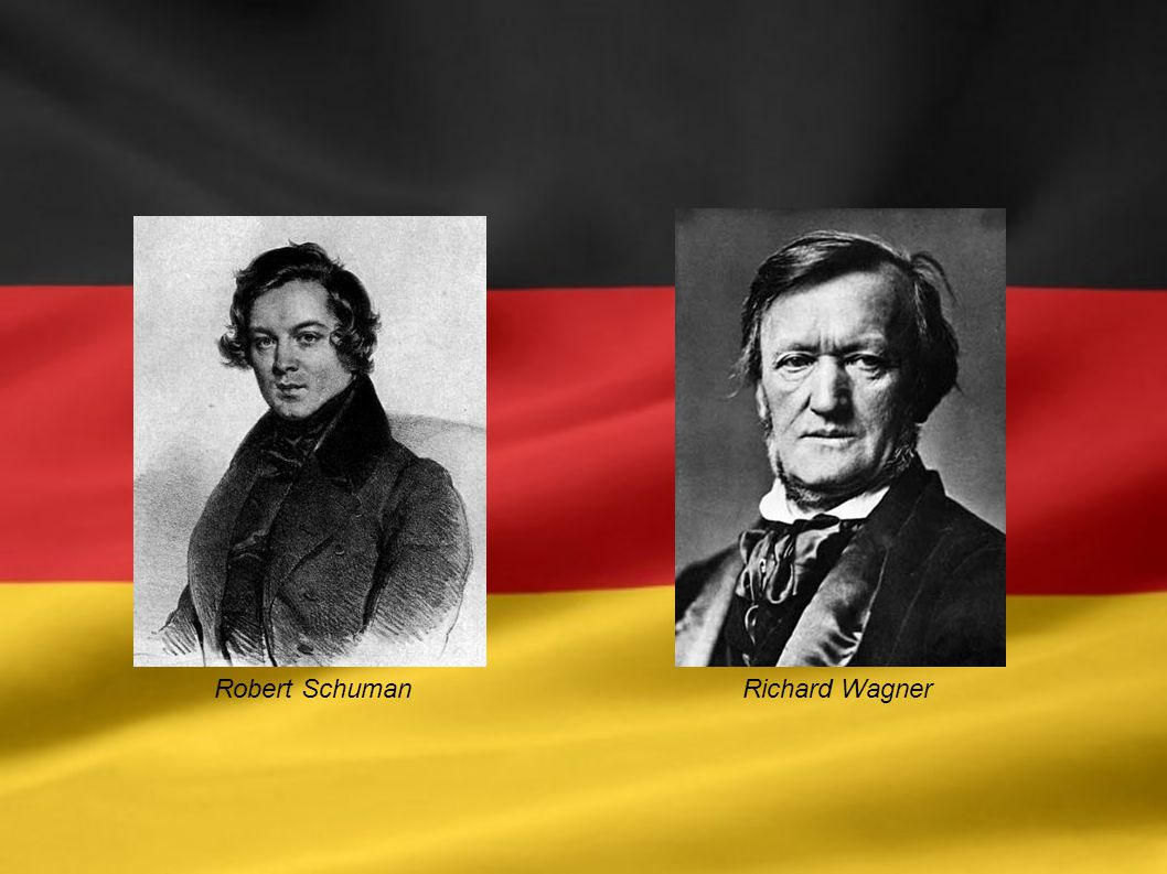 Robert Schuman Richard Wagner